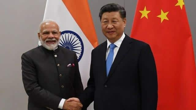 pm narendra modi meeting with china president xi jinping in brazil talks on bilateral and multilater