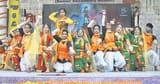 रजत जयंती पर बिखरे कला और संस्कृति के रंग
