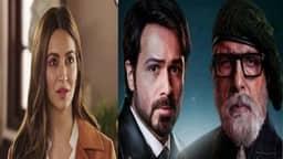 अमिताभ बच्चन-इमरान हाशमी की फिल्म चेहरे से बाहर हुईं कृति खरबंदा