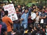 jnu students protest  file photo   ht