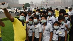 delhi pollution  file photo ht