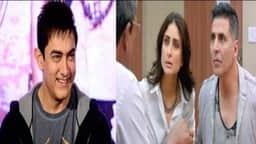 अक्षय कुमार-करीना कपूर की 'Good Newwz' का ट्रेलर देखकर लोटपोट हुए आमिर खान,ट्विटर पर कही ये बात