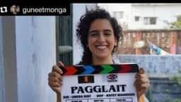 फिल्म 'पगलेट' के लिए एकता कपूर ने डायरेक्टर से मिलाया हाथ, दंगल गर्ल सान्या मल्होत्रा निभाएंगे मुख्य किरदार