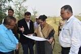 लखनदेई नदी में धारा प्रवाहित कराने की तैयारी