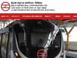 dmrc jobs  delhi metro rail