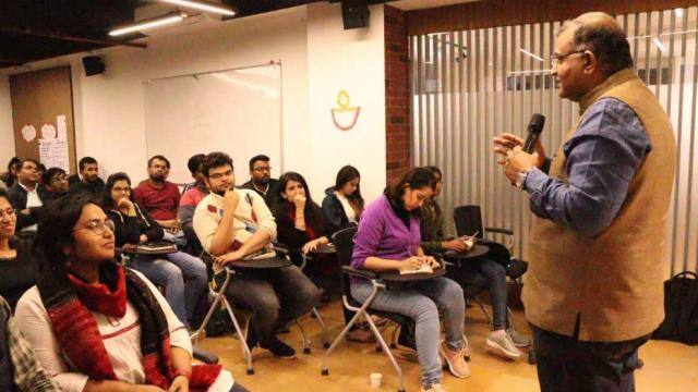 ispp lecture series by rameesh kailasam