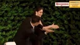 HTLS 2019: स्टेज पर अक्षय कुमार और करीना कपूर ने 'सौदा खरा खरा' गाने पर किया जबरदस्त डांस