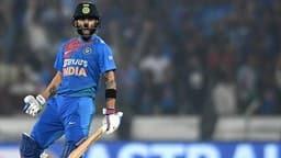 INDvWI: विराट कोहली टी20 इंटरनेशनल में एक खास आंकड़े से महज छह रन दूर
