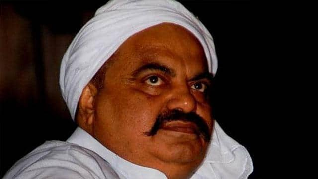 former bsp leader ateeq ahmed  file pic