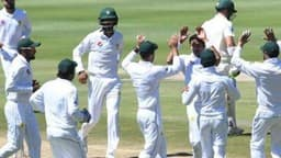 a file photo of the pakistan cricket team  getty images