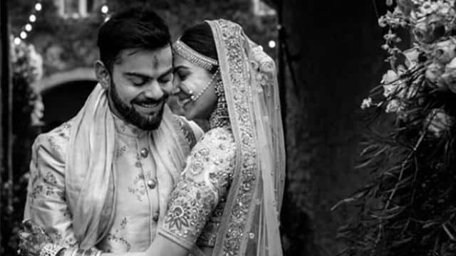 virushka 2nd wedding anniversary