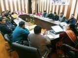 व्यावसायिक भवनों का टैक्स बढ़ाने पर बोर्ड बैठक में हंगामा