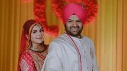 कपिल शर्मा और गिन्नी चतरथ को मिला शादी की पहली सालगिरह पर खास तोहफा, पोस्ट शेयर कर कहा...