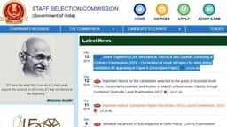 ssc je paper 1 result 2019 declared check names of candidates shortlisted for junior engineer descri
