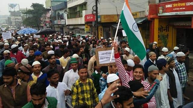 protest in bihar and up against citizenship amendment law