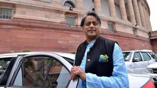 shahsi tharoor is the head of parliamentary committee on information and technology