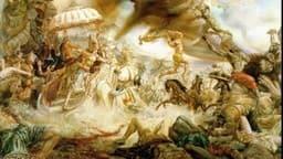 महाभारत के युद्ध के दौरान इस व्यक्ति ने 18 दिनों तक की थी 50 लाख योद्धाओं के खाने की व्यवस्था