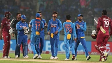 india vs west indies  rohit  rahul double act kuldeep hat-trick seal india big win