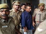 unnao rape accused kuldeep singh sengar who has been convicted by tis hazari court  in new delhi on