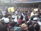 bareilly caa protest