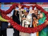 after jharkhand poll reults bjp jdu spar over change in cm face