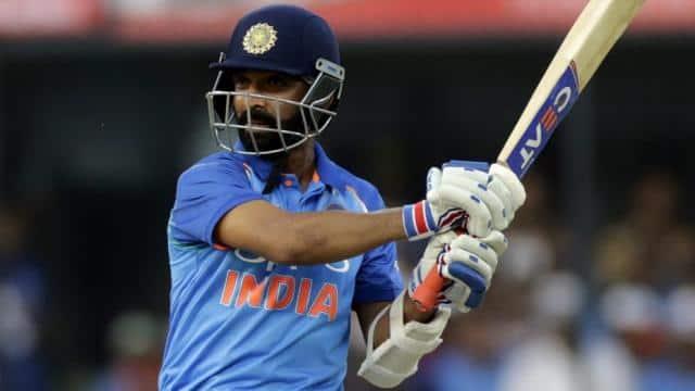 भारत की वनडे टीम में जगह बनाना चाहते हैं अजिंक्य रहाणे, कहा-मेरा रिकॉर्ड बहुत अच्छा है