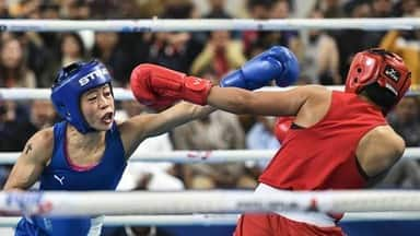 mary kom beats zareen to make indian team for olympic qualifiers in 51 kg category