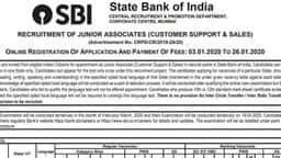 SBI Clerk भर्ती 2020: 8000 भर्तियां, लास्ट डेट में सिर्फ 4 दिन बाकी, पढ़ें आवेदन, योग्यता, चयन, सैलरी से जुड़ी 10 खास बातें