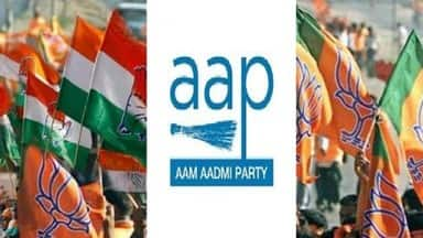 Delhi Elections 2020: बागी और दलबदलू नेताओं को मिले टिकट, कांग्रेस-भाजपा ने AAP से आए 5 लोगों को दिया मौका