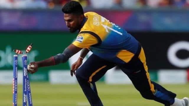 श्रीलंकाई के ऑलराउंडर इसुरू उडाना ने इंटरनेशनल क्रिकेट से अचानक संन्यास लेकर चौंकाया