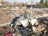 ukrainian plane crashes after take-off in iran  all 170 on board killed