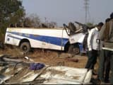 six people died in bus accident in gujarat junagarh