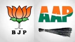 bjp and aap