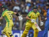 australia s david warner and aaron finch  pti