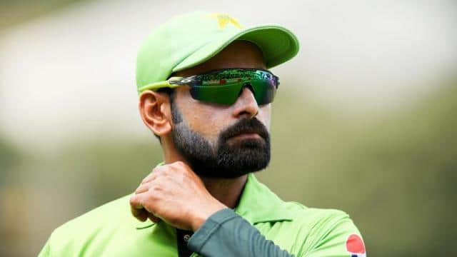 mohammad hafeez of pakistan  getty images