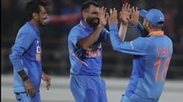 INDvAUS 2nd ODI: गेंदबाजों के दम पर भारत ने राजकोट में ऑस्ट्रेलिया को 36 रनों से हराया, सीरीज 1-1 से बराबर