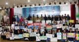 सड़क सुरक्षा सप्ताह के तहत पेंटिंग प्रतियोगिता का आयोजन