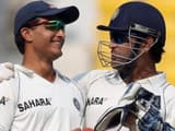 file photo of sourav ganguly and mahendra singh dhoni  afp getty images