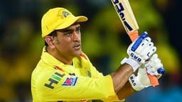 ms   dhoni in action for chennai super kings  pti