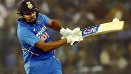 INDvsAUS: गांगुली-सचिन को पीछे छोड़ने से बस 4 रन दूर हैं रोहित शर्मा