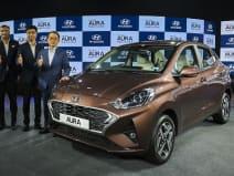हुंडईऔरा भारत में लॉन्च, इन कारों से होगा मुकाबला, जानें इसकी कीमत