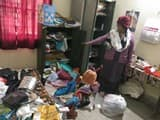 नौहझील में दो सरकारी आवासों से दिन दहाड़े चोरी