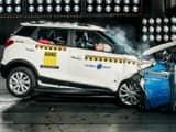 mahindra xuv 300 crash test   photo   cardekho