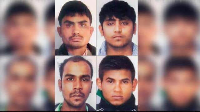 nirbhaya gang rape and murder case convicts