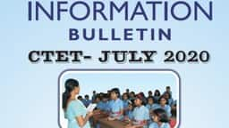 ctet july 2020 notification