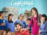 chhalaang poster release
