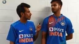 VIDEO: श्रेयस अय्यर ने विराट-रोहित को दिया मैच फिनिशिंग पारी का क्रेडिट, जानें क्या कहा