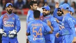 NZvIND 2nd T20: गणतंत्र दिवस पर टीम इंडिया ने दिया जीत का तोहफा, न्यूजीलैंड को 7 विकेट से हराया