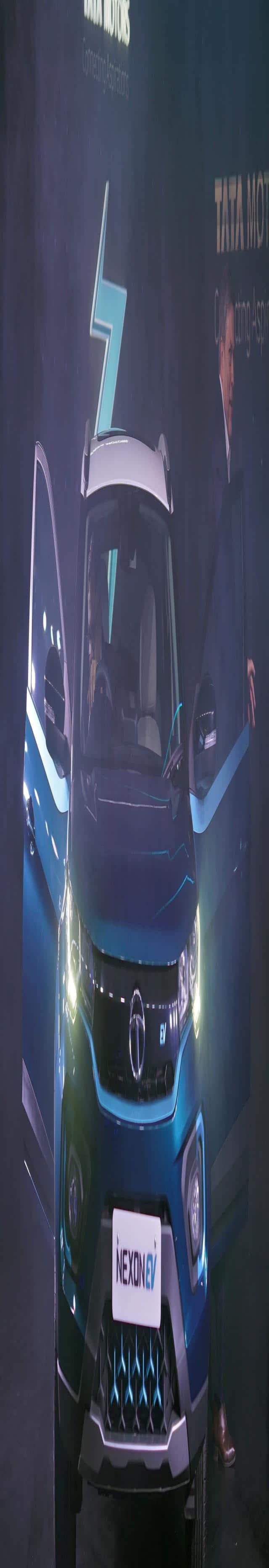 टाटा मोटर्स ने पेश किया नेक्सन का इलेक्ट्रिक संस्करण Nexon EV