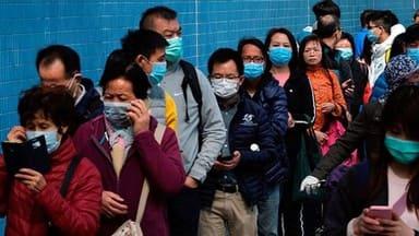 corona virus death toll passes 130 in china